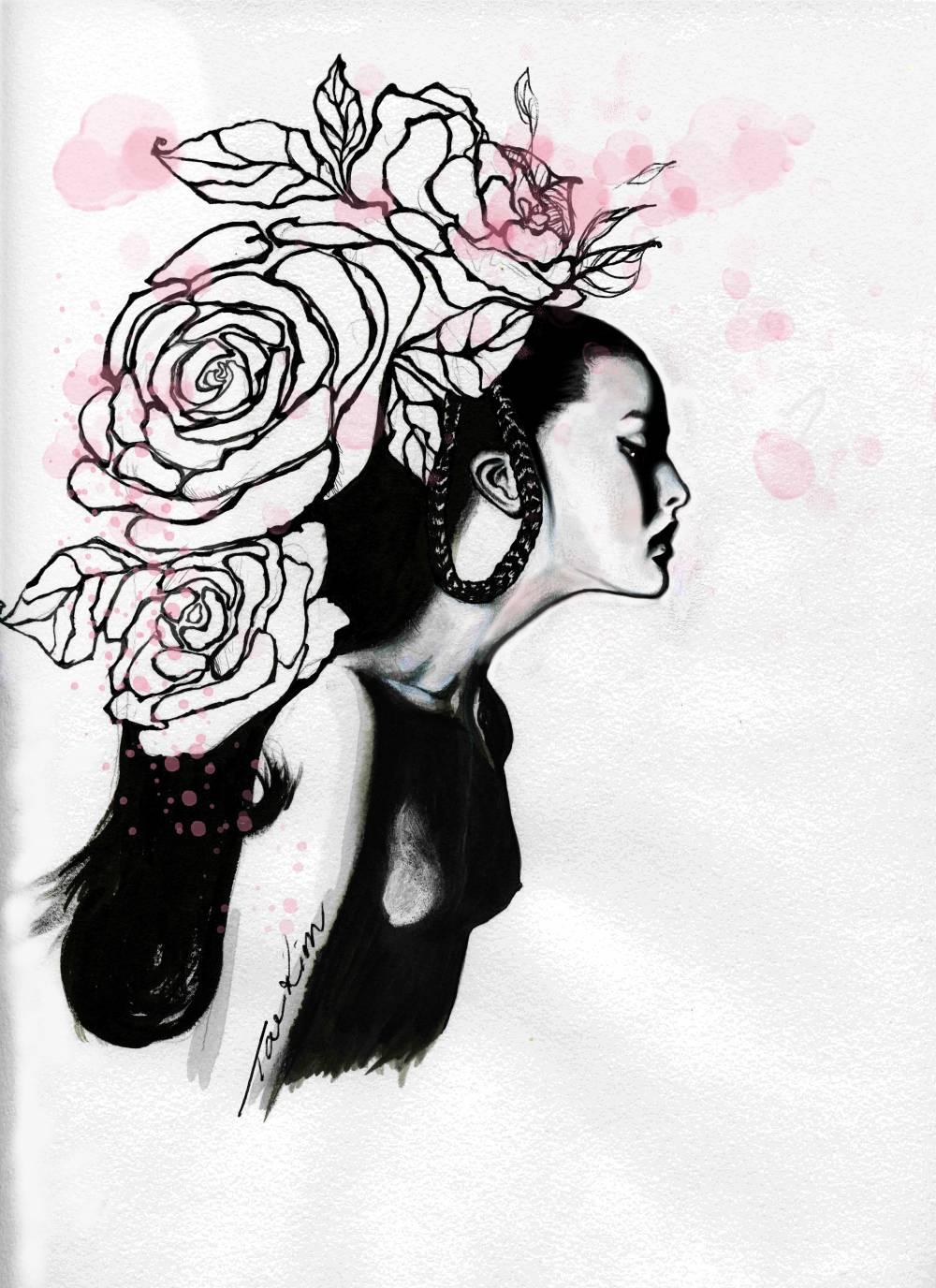 TaeKim_devon_bw_roses_Art17